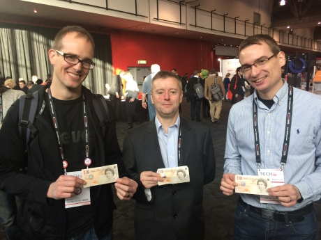 The Three Martins at UKOUG Tech14