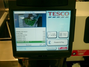 Tesco Challenge - original on RevK Rant's blog