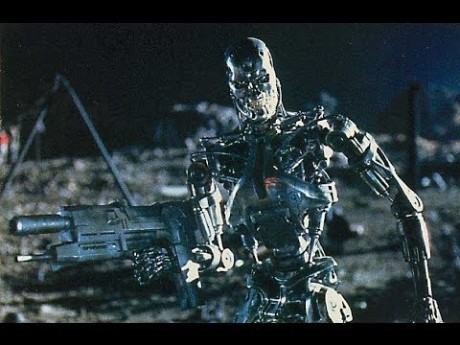 Crazy (illogical) Killer Robot