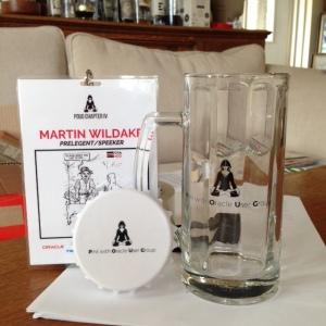 Speaker gifts