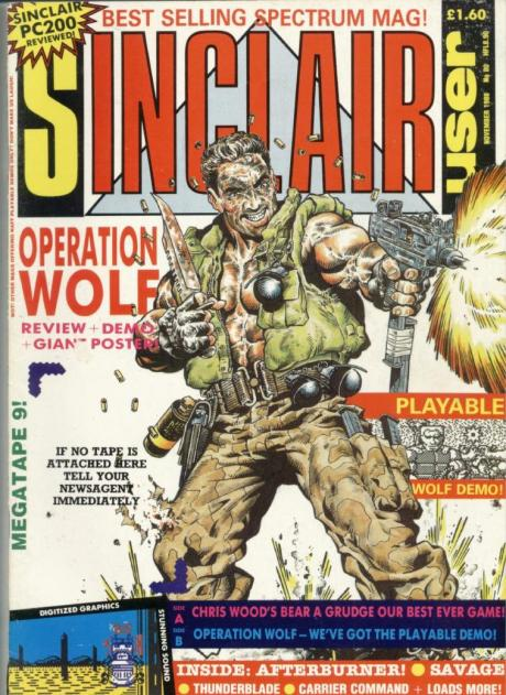 Sinclair User Magazine